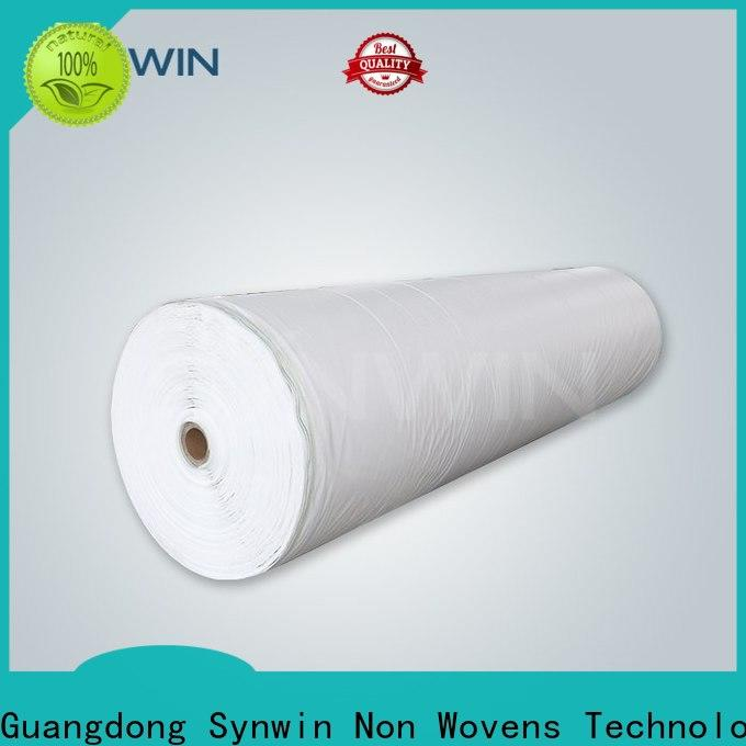 Synwin New pp woven geotextile for business for outdoor