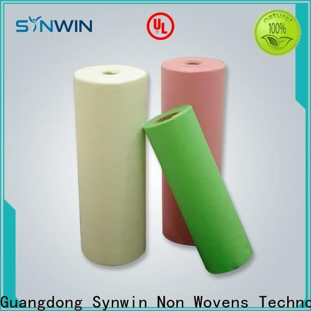Wholesale pet spunbond nonwoven fabric material manufacturers for home