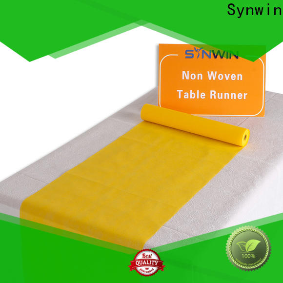 Synwin Latest household nonwoven fabric suppliers for wrapping