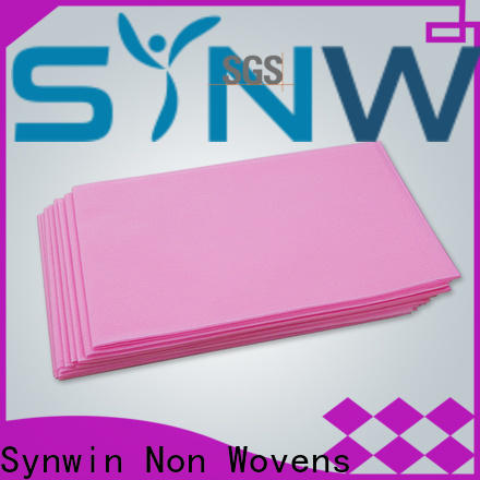 Wholesale blue non woven fabric polypropylene manufacturers for home