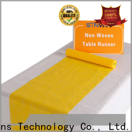Synwin tnt non woven wipes manufacturer for business for packaging
