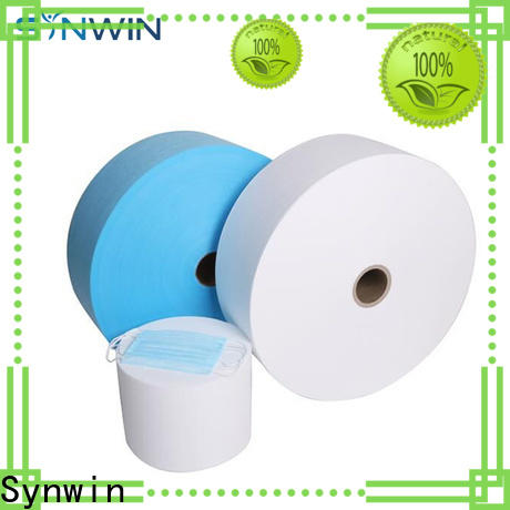 Synwin Wholesale surgical mask fabric suppliers for hotel