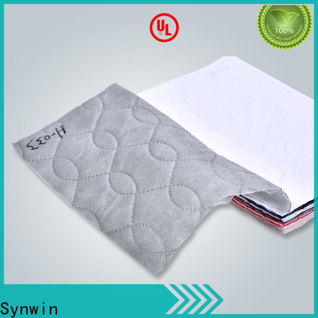 Synwin New non woven fiberglass fabric factory for home