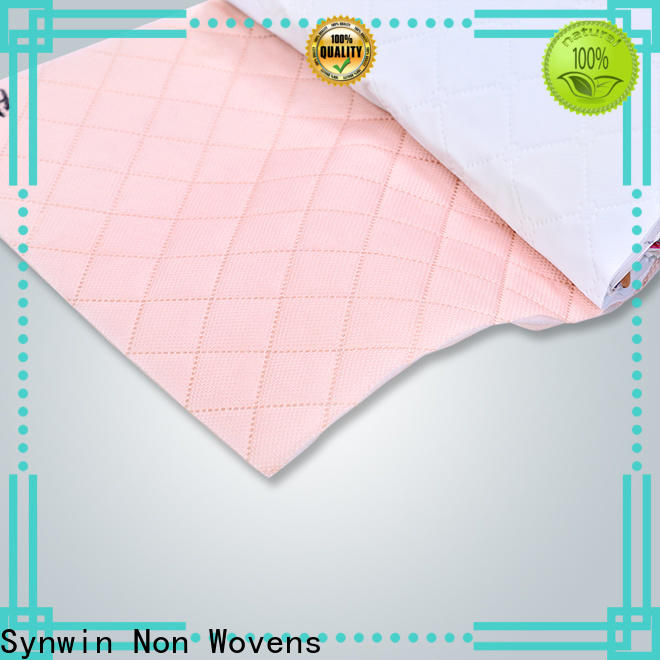 Synwin swfu004 spunbond non woven fabric manufacturer suppliers for home