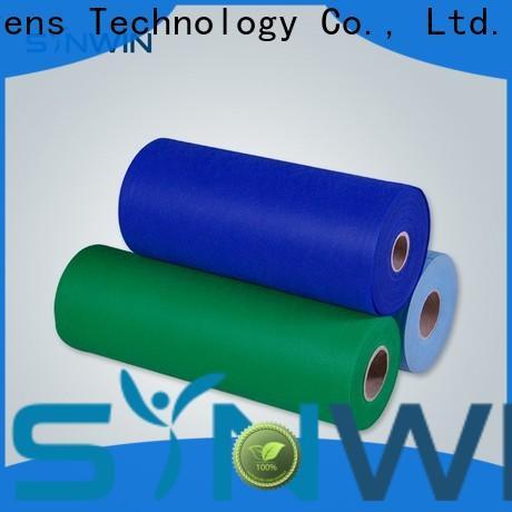 Top smms non woven fabric polypropylene company for tablecloth