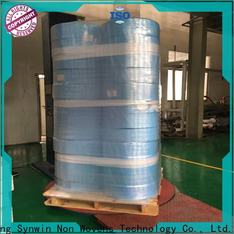 Synwin brand pp spunbond non woven fabric for business for wrapping