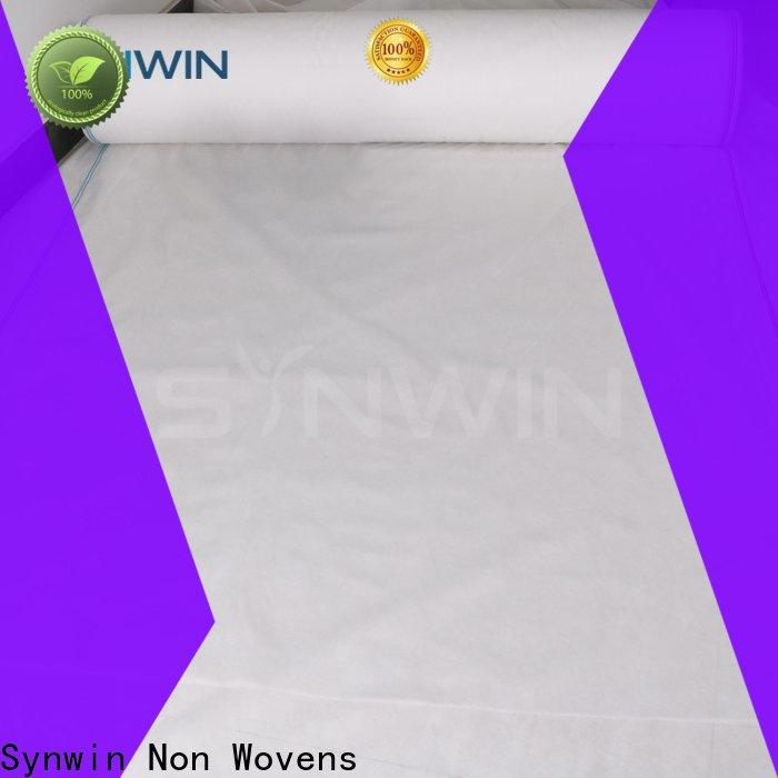 Synwin New non woven polyester geotextile supply for farm