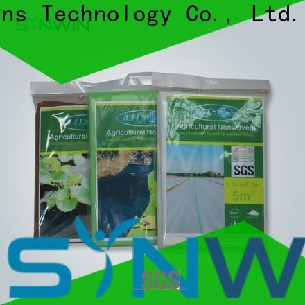 Synwin High-quality garden fleece 35gsm suppliers for tablecloth