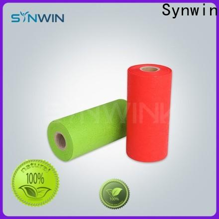 Synwin High-quality wholesale non woven fabrics factory for household