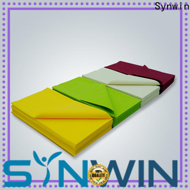 High-quality non woven tablecloth swtc003 suppliers for home