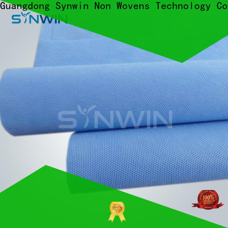 Top nonwoven medical fabric pp suppliers for home