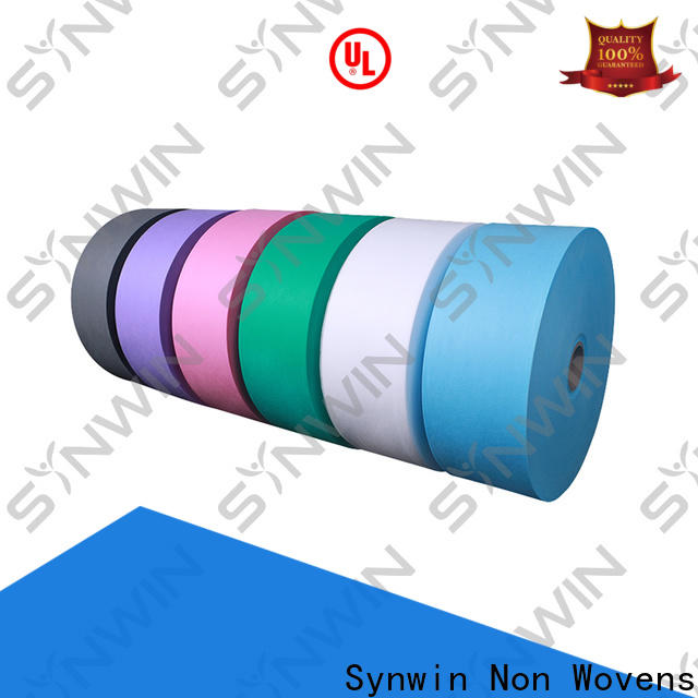 Synwin multi wholesale non-woven fabric supply for wrapping