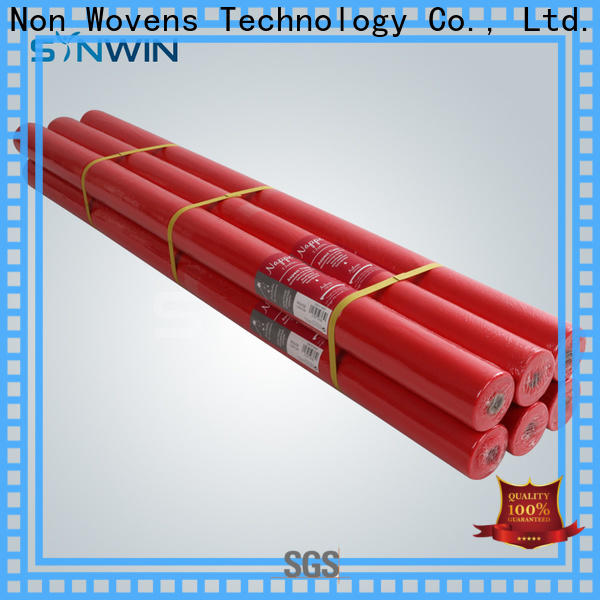 Synwin nonwoven table cloth swtc005 suppliers for hotel