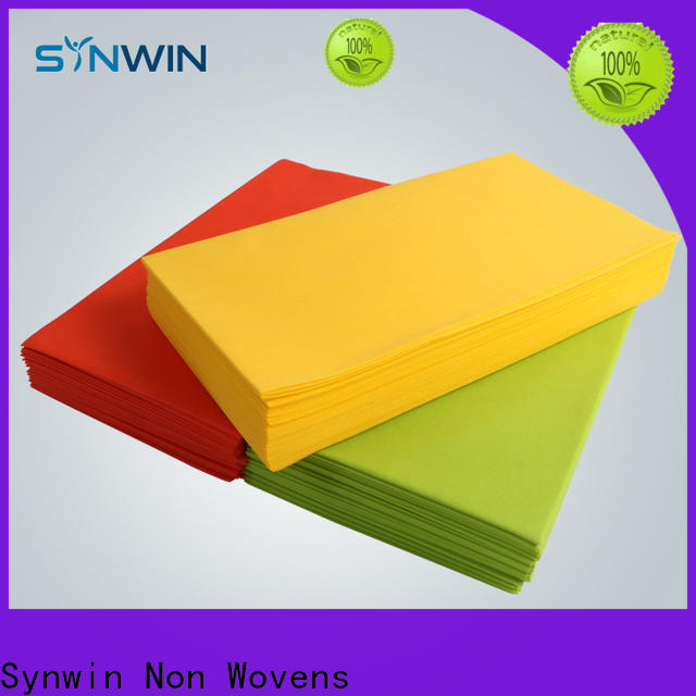 Synwin swtc004 non woven factory for business for tablecloth
