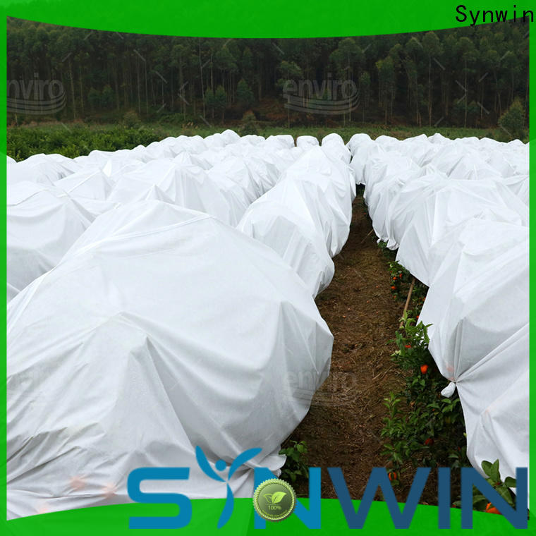 Synwin spunbond garden plant covers for business for home