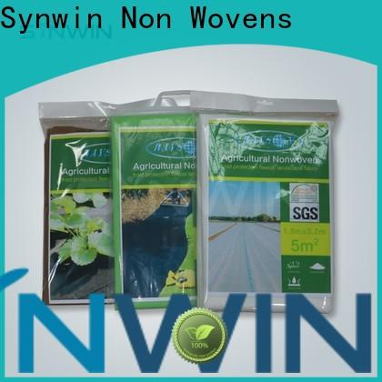 Synwin agriculture non woven polyester fleece company for tablecloth