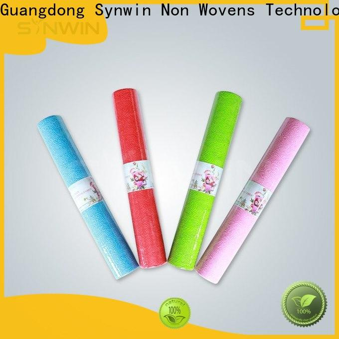 Synwin Top pp non-woven fabric supply for packaging