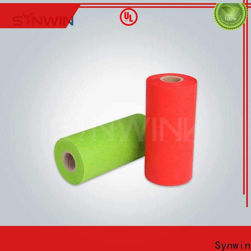Synwin Latest wholesale non woven fabrics company for household