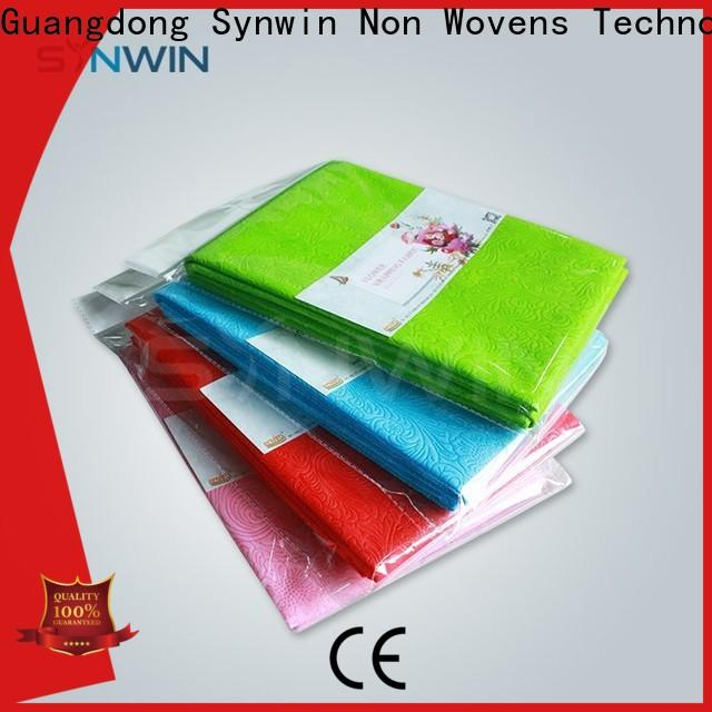 High-quality wholesale non woven fabrics fabric supply for packaging
