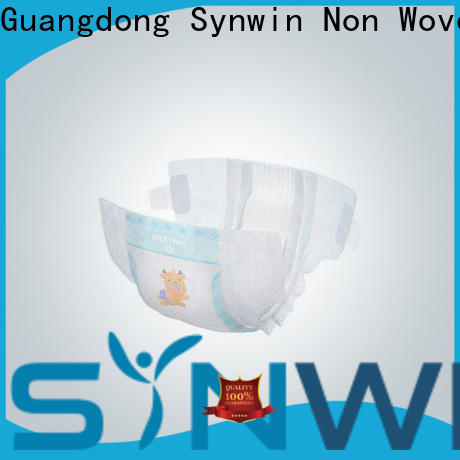 Synwin products diaper raw material manufacturers for wrapping
