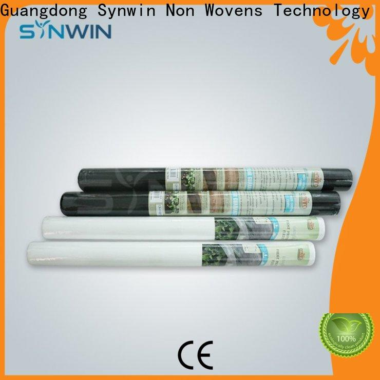 Synwin geotextile non woven drainage fabric swag0010 factory for farm