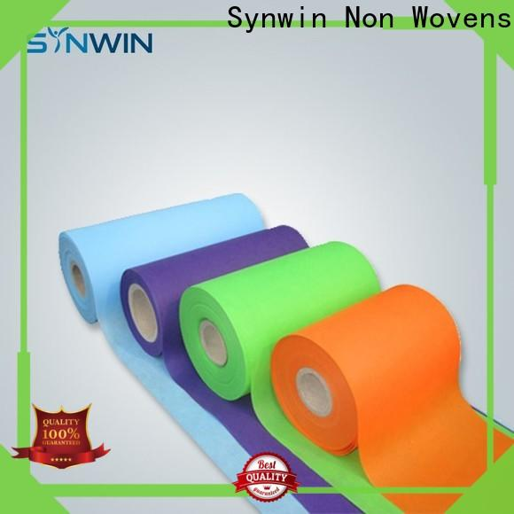 Synwin Top spunbond polypropylene suppliers for home