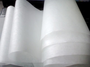 What are non woven products?