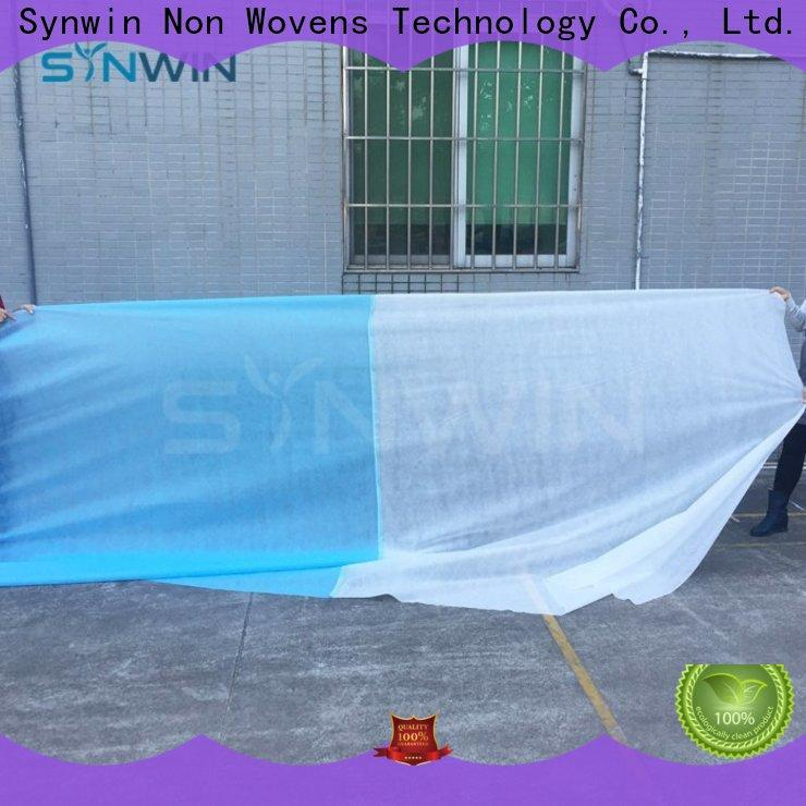 Wholesale needle punched geotextile fabric woven manufacturers for outdoor