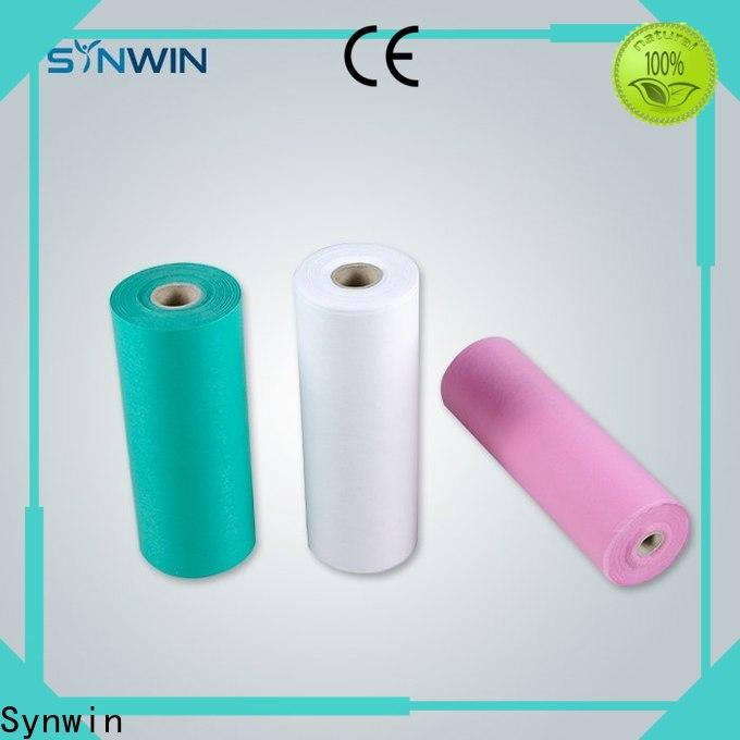 Synwin tote pp spunbond nonwoven manufacturers for wrapping