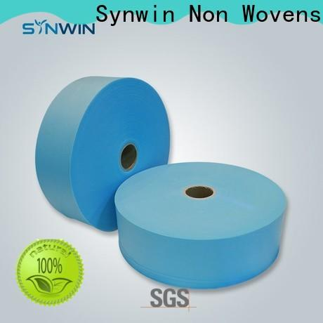 Synwin bacteria wholesale non-woven fabric factory for packaging