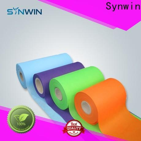 Synwin New pp non woven manufacturers for packaging