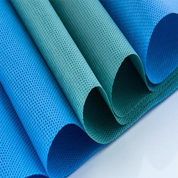 Disposable surgical gown nonwoven material
