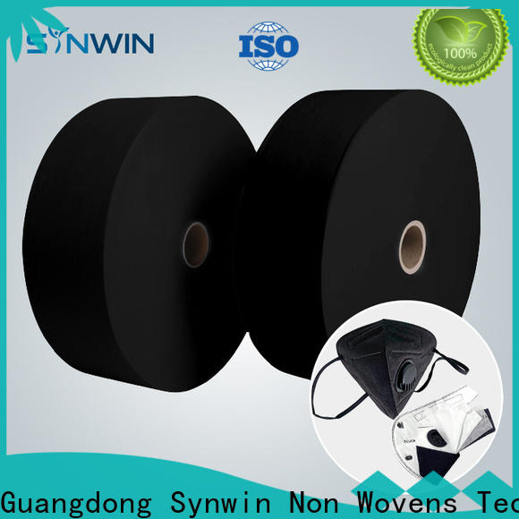 Top face mask respirator fabric suppliers for home