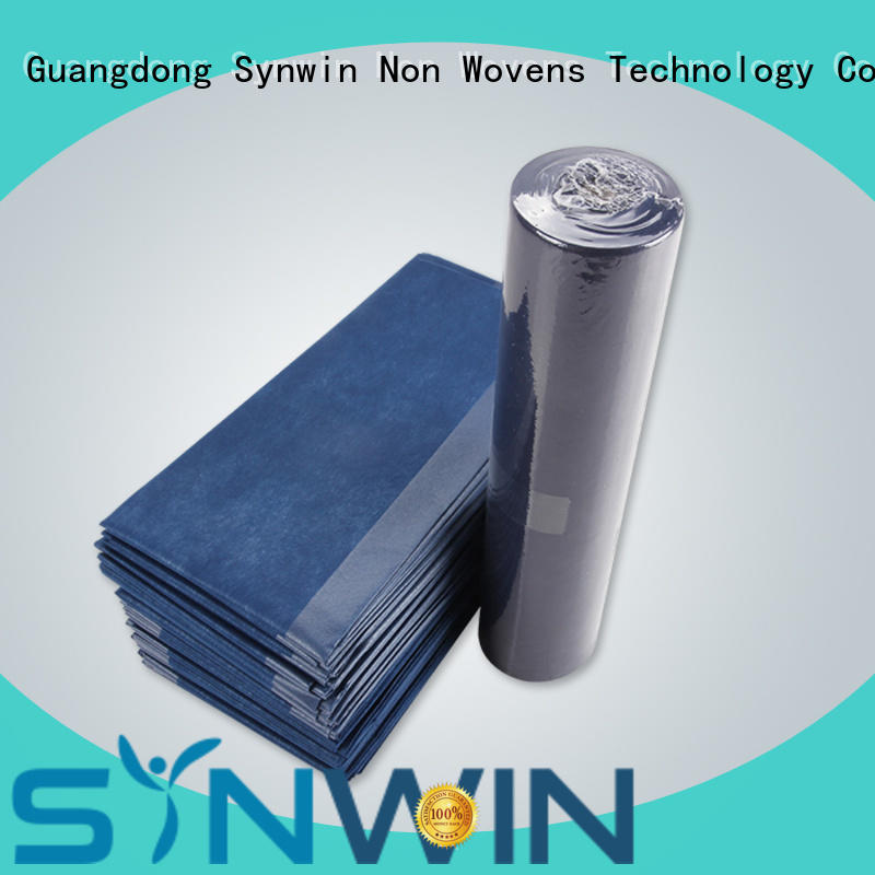 Synwin disposable bed sheets factory price for tablecloth