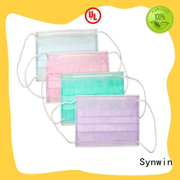Synwin efficient disposable mask from China for tablecloth