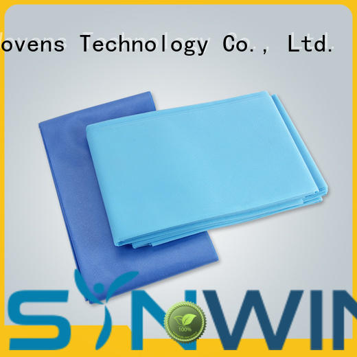 Synwin disposable bed sheets supplier for home