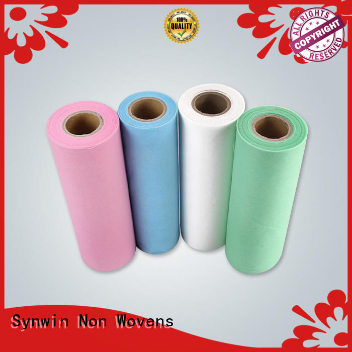 Synwin practical disposable bed sheets factory price for tablecloth