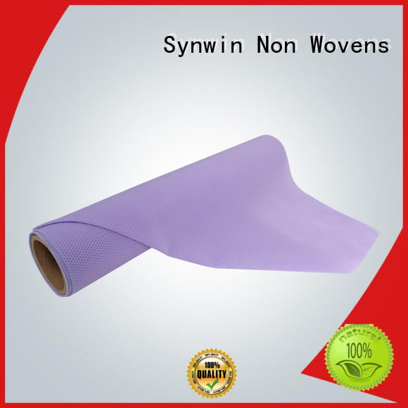 fabric non woven polyester fabric directly sale for packaging Synwin Non Wovens