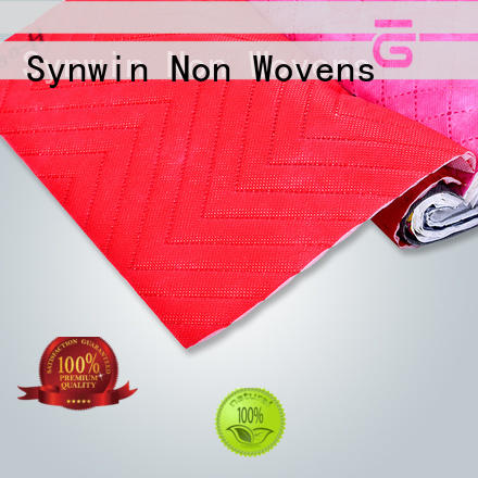 spunbond fabric manufacturer for tablecloth Synwin Non Wovens