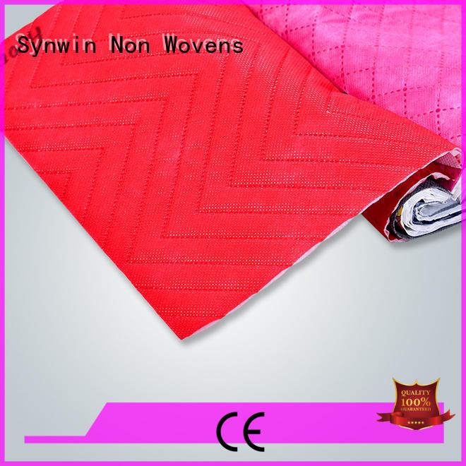 Synwin Non Wovens Brand spunbond bag spunbond polypropylene fabric