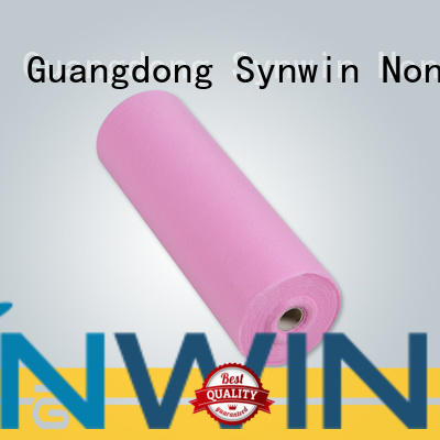 Synwin Non Wovens quality disposable bed sheets price supplier for hotel