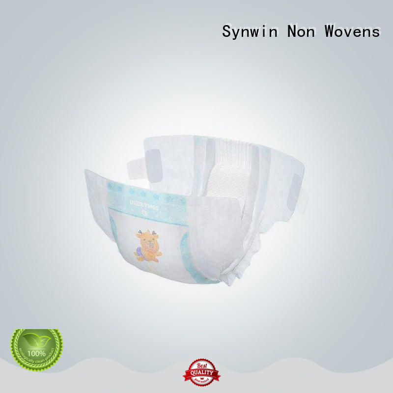 Synwin efficient non woven polypropylene fabric from China for packaging