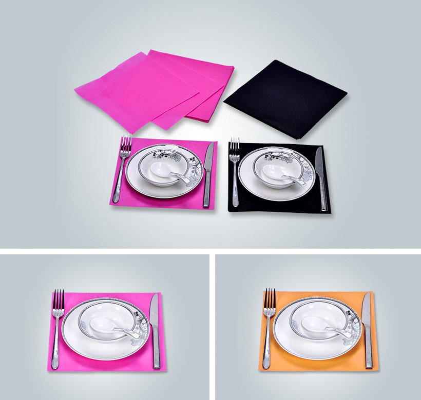 placemat fabric placemats supplier for hotel