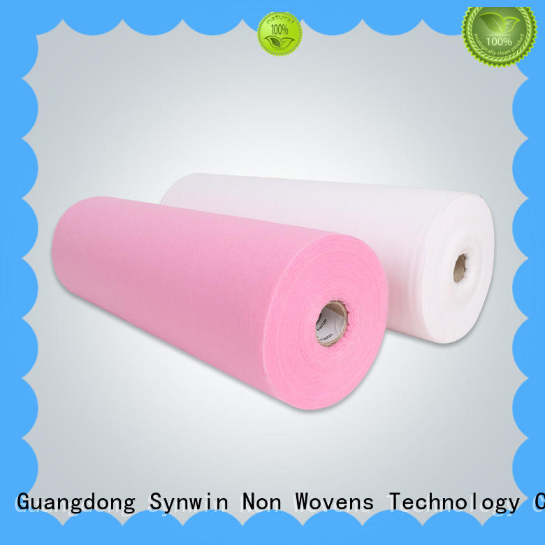 Synwin practical sms nonwoven factory price for tablecloth