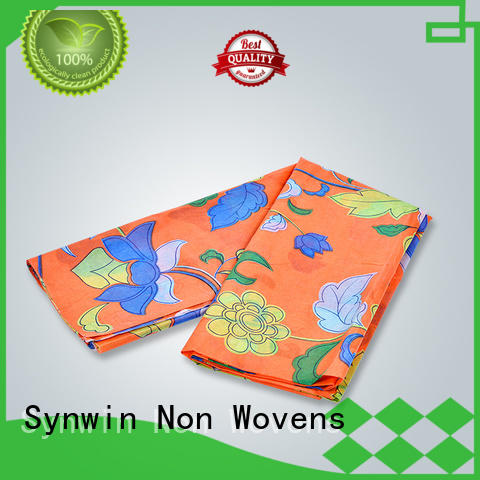 Wholesale strength green sofa cover fabric Synwin Non Wovens Brand