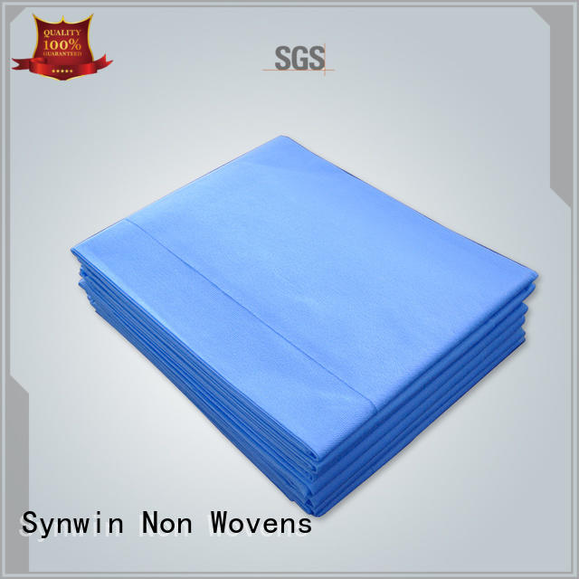 Custom face furniture disposable bed sheets Synwin Non Wovens single
