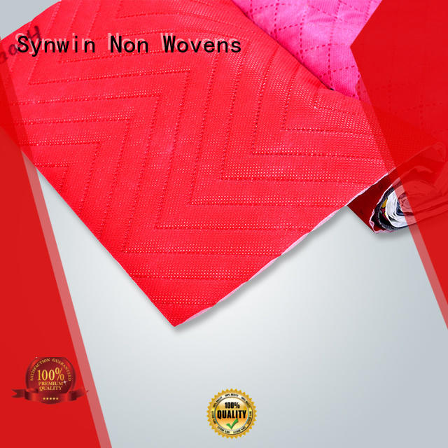 Synwin spunbond fabric series for hotel