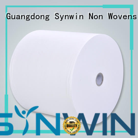 Synwin non woven polypropylene fabric suppliers customized for packaging