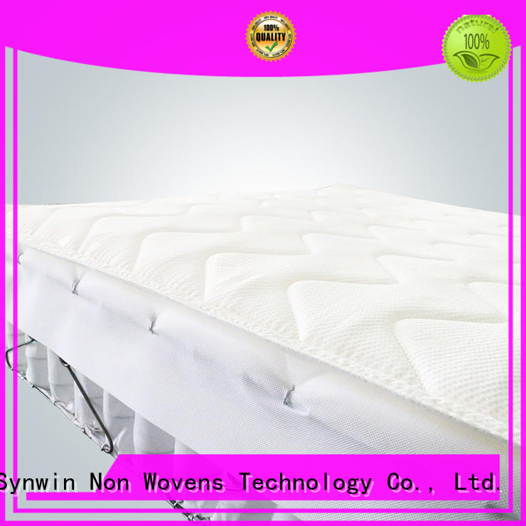 Synwin flange sky bedding mattress protector factory for packaging