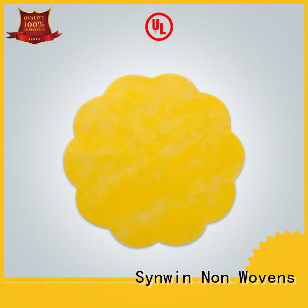 Synwin Non Wovens placemat fabric table mats for tablecloth